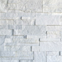 Quartzite Ledge - Snow White